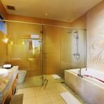 Dijual cepat villa 1 bedroom seminyak bali Bathroom
