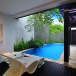 Dijual cepat villa 1 bedroom seminyak bali Pool View