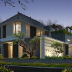 Perumahan dijual Royal Bukit Residence nusa dua Blue Jakaranda