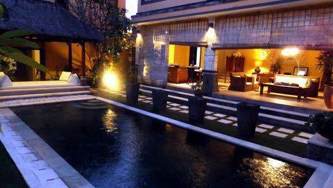 Dijual Villa 3 Bedroom Full Furnished Kerobokan Bali
